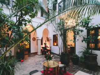 Historic riad in heart of medina - Marrakech vacation rentals