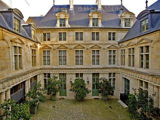 Historical Marais Estate Vacation Rental - Image 1 - Paris - rentals