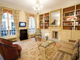 St. Germain des Pres Apartment Rental at Verneuil - Image 1 - Paris - rentals