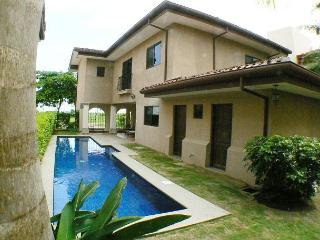 Oceanview home,Lap Pool, 50' Plasma TV,steps from most consistent break in CR - Playa Hermosa vacation rentals