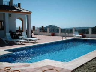 Villa Jose 1 Pool and Terrace - Villa Jose 1, Comares. - Comares - rentals
