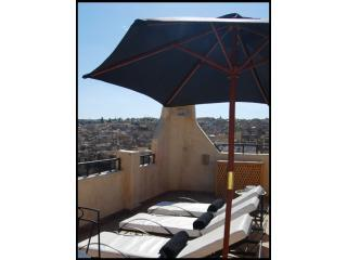Front terrace - DAR 47 - a stylish retreat in the ancient medina - Fes - rentals