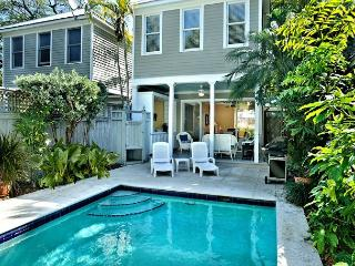 Island Oasis - Luxury 2 BR 2 Bath Townhome w/ Pvt Heated Pool & Pvt Parking - Key West vacation rentals