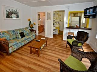 Orchid Suite - 1 Bed, 1 Bath, 1 Block From Duval - Private Parking! - Key West vacation rentals