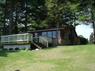 Classic Up-North Cottage on Intermediate Lake - Northwest Michigan vacation rentals