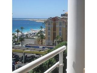 ocean view from terrace - Top floor 2 bedroom apartment  100 M from  beach. - Nice - rentals