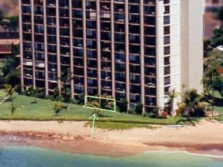 BEACHFRONT! GROUNDFLOOR!  2 BR 2 BA Maui Condo - Napili-Honokowai vacation rentals