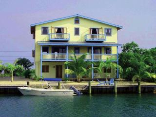Decked Out House, Family Friendly, Dock, 1 to 6 bd - Placencia vacation rentals