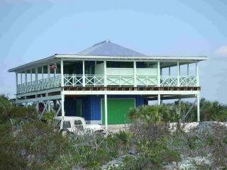 Cat Island Boathouse - The Boathouse -Private Beach House on 3.25 Acres - Cat Island - rentals