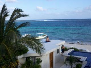 Casa Toucan 1 - Beautiful Beachfront near Square! - Puerto Morelos vacation rentals