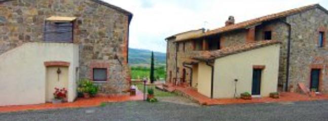 Casa Salvia D - Image 1 - Rocca d'Orcia - rentals