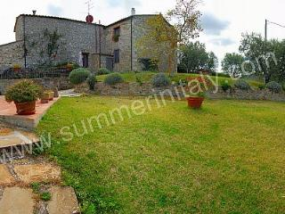 Bright House with Deck and Garden - Castellina In Chianti vacation rentals