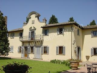 Nice 6 bedroom House in Castelfiorentino with Deck - Castelfiorentino vacation rentals