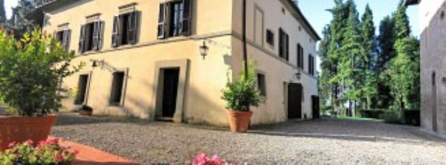 Villa Alba - Image 1 - Asciano - rentals
