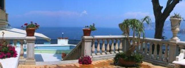 Villa Azzurra A - Image 1 - Sorrento - rentals