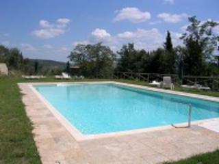 Villa Beata A - Image 1 - Rapolano Terme - rentals