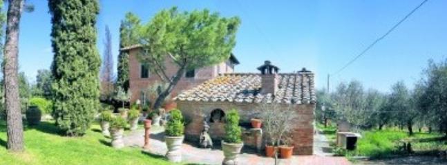 Villa Eloisa - Image 1 - Castiglione Del Lago - rentals