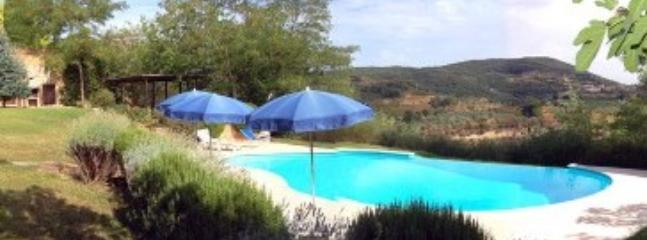 Villa Leopoldo B - Image 1 - Montisi - rentals