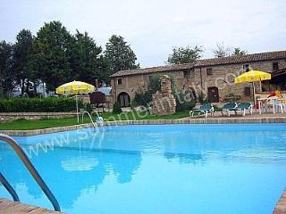Cozy 1 bedroom House in Montone with Deck - Montone vacation rentals