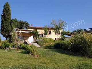 Charming House with Deck and Dishwasher - San Gimignano vacation rentals