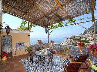 Nice 2 bedroom Positano House with Deck - Positano vacation rentals