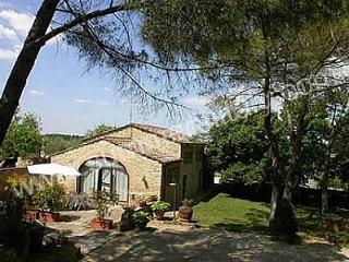Nice House with Deck and Garden - Colle di Val d'Elsa vacation rentals