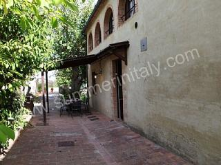 Lovely 3 bedroom Colle di Val d'Elsa House with Deck - Colle di Val d'Elsa vacation rentals