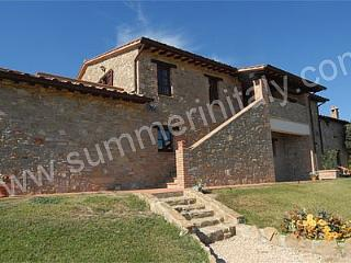 Bright 1 bedroom Gualdo Cattaneo House with Deck - Gualdo Cattaneo vacation rentals