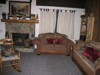 Cozy Cabin-Like Decor Throughout - At Sierra Star-Sunshine Village 1 Bdr+Loft Condo - Mammoth Lakes - rentals