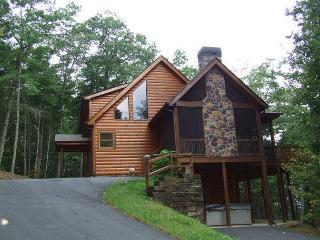 CROCKETT MOUNTAIN LODGE - Cherry Log vacation rentals