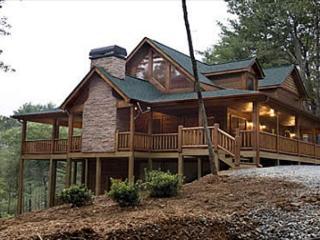 CROCKETT TRAILS - North Georgia Mountains vacation rentals