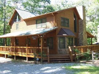 SERENITY WOODS - North Georgia Mountains vacation rentals