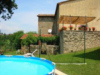 Casa Tersalle Lippiano, Citta' di Castello, Umbria - Citta di Castello vacation rentals