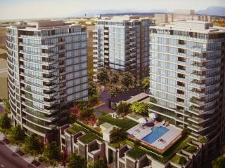 Apartment Complex - Beautiful 2 Bedrooms Condo in Vancouver - Richmond - Vancouver - rentals