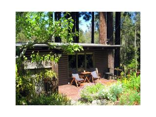 TREETOP LOG CABIN - Russian River vacation rentals