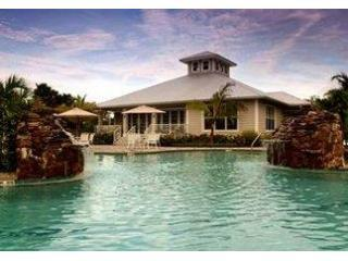 Resort style pool with club house - Lely Resort Luxury Condo Golf / Spectacular Pool-1 - Naples - rentals