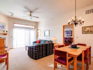 2 BR/2 BA, large comfy condo, exceptional views from multiple decks, sleeps 8 - Frisco vacation rentals