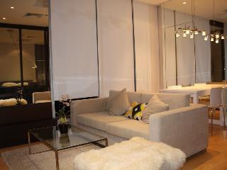 Smart ultramodern river view studio apartment,WiFi - Bangkok vacation rentals