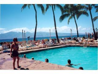 beach pool-1.JPG - Kaanapali Shores panoramic ocean - view sleeps 4 - Ka'anapali - rentals