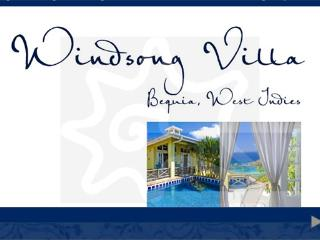 Windsong Villa - Bequia - Bequia vacation rentals