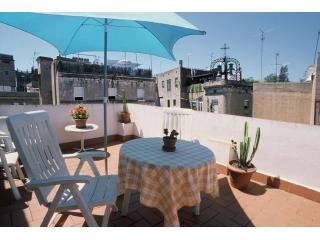 Apartment with terrace in Old Town, city center Ba - Barcelona vacation rentals