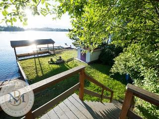 On Flathead Lake and close to everything, Somers Lakehouse - Somers vacation rentals
