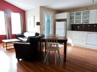 RockiesRentals.ca: Great Value/Location (1bd+den) - Canmore vacation rentals