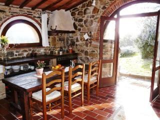 Podere Patrignone - a Tuscan cottage with views - Barberino Val d' Elsa vacation rentals