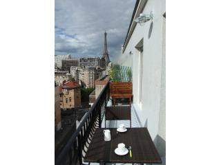 Vacation Apartment in Paris with Air Conditioning Near the Eiffel Tower - Paris vacation rentals