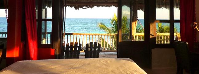Behla Beachhouse for rent Tulum. Marriage Tulum. Un mariage parfait. - BEHLA TULUM, The best bedroom. The perfect beach. - Tulum - rentals