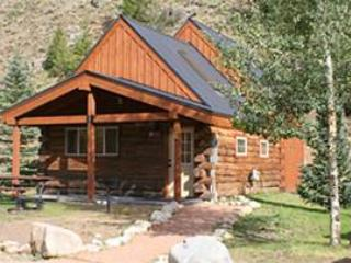 Gorgeous 1 BR Cabin with Large Loft at Three Rivers Resort in Almont (#26) - Almont vacation rentals