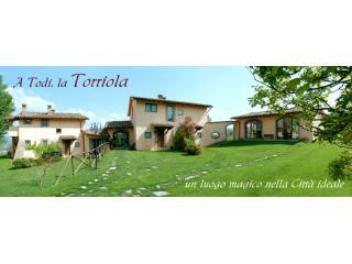 panoramic view - Bellissima country villa with 2 bedroom apartment - Todi - rentals