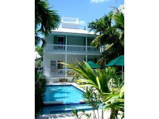 Main House, Heated Main Pool & Heated Jacuzzi - HISTORIC KEY WEST  - Main House - Sleeps 10 - Key West - rentals