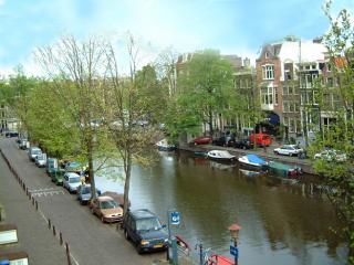 view from living room - The Little Prince (De Kleine Prins) - Amsterdam - rentals